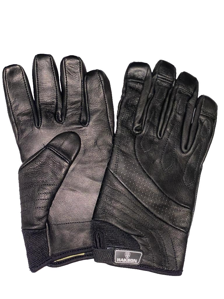 HAKSON 201 puncture resistance Hard Kevlar Hypodermic needle- and cut-resistance glove for searching and needle handling